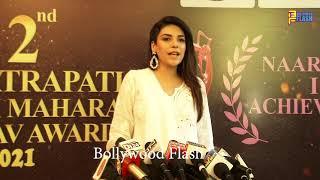 Kundali Bhgya Serial Actress Anjum Fakih Exclusive Interview - Nari Shakti Icon Awards 2021