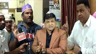 Waqf Ki Zameen Khabza Karne Walo Ki Ab Khair Nahi | Chairman Mohd Saleem Ka Bayaan | SACH NEWS |
