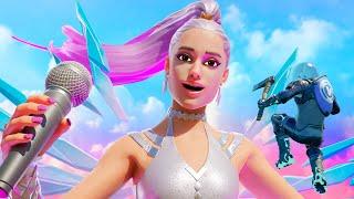 Fortnite Ariana Grande Full Event (Official Music Video)
