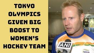 Tokyo Olympics Given Big Boost To Women's Hockey Team: Coach Sjoerd Marijne   Catch News