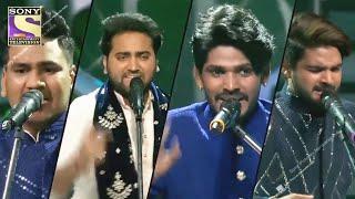 Indian Idol 12 Grand Finale | Danish, Sunny Hindustani, Salman Ali Aur Sawai Bhatt Ki Jugalbandi
