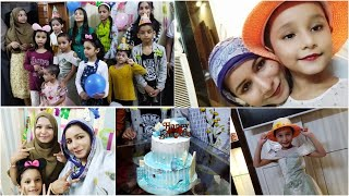 Mere Maike mein Dhamaal Masti on my younger daughter Birthday | Vlogs 2021 | Noor Zaika & Vlogs
