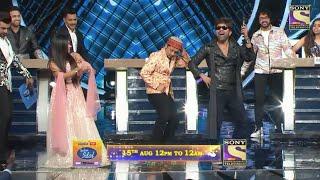Indian Idol 12 Grand Finale | Pawandeep Ne Pehni Sandal ???? Aur Arunita Ke Sath Kiya Dance