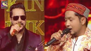 Indian Idol 12 Grand Finale | Mika Singh Ke Sath Pawandeep Arunita Ka Performance
