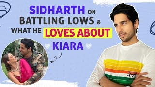 Sidharth Malhotra on what he loves about Kiara Advani, career lows & being an outsider   SherShaah