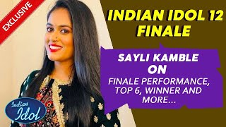Finalist Sayli Kamble Exclusive On Grand Finale Performance, Nervous And More | Indian Idol 12