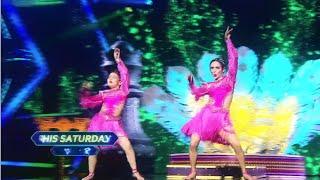Super Dancer 4 Promo   Esha - Sonali Ka Salsa Aur Samba Style Par Jabardast Performance