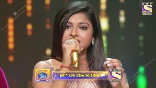 Indian Idol 12 Grand Finale | Arunita Ka 'Aye Mere Vatan Ke Logon' Par Emotional Performance