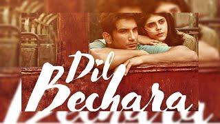 Dil Bechara | Sushant Singh Rajput | Sanjana Sanghi | Mukesh Chhabra | New Film | Dainik Savera