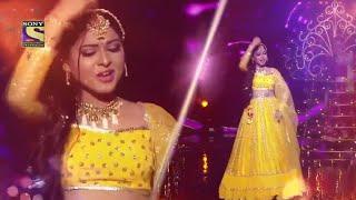 Indian Idol 12 Grand Finale | Arunita Ne Kiya Ghoomar Song Par Dance And Performance