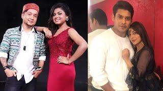 SidNaaz Ne Compare Hone Par Pawandeep Aur Arunita Kya Bole? | Indian Idol 12 Grand Finale