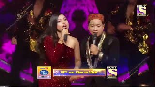 Indian Idol 12 Grand Finale | Sauda Khara Khara Par Pawandeep Arunita Aur TOP 6 Ka Dhamaka
