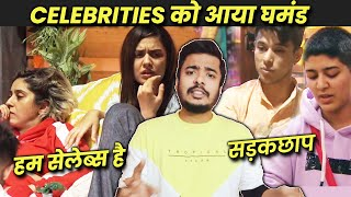 Bigg Boss OTT Review | Celebrities Ko Aaya Ghamand, Divya Neha Rakesh Shamita VS Pratik Moose