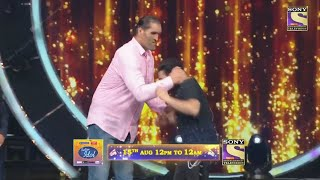 Indian Idol 12 Grand Finale | The Great Khali Aur Danish Ki Fight