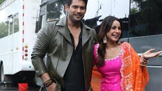 Cutest Couple Sidharth Shukla And Shehnaaz Gill Bigg Boss OTT Entry | SidNaaz | Weekend Ka Vaar