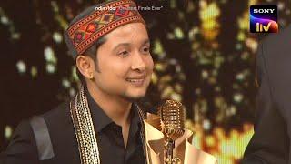 Pawandeep Rajan Declared Winner Of Indian Idol 12