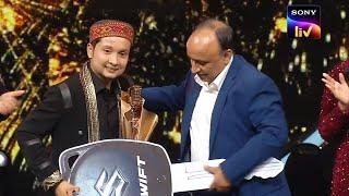 Pawandeep Ko Mile 25 Lakh Aur Alishan Car | Indian Idol 12 Winner