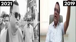 Mauvin Godinho Vs Mauvin Godinho over Navy issue! Watch what he spoke about navy in the year 2019