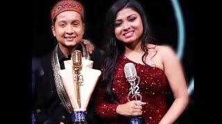 Pawandeep Aur Arunita Ne Is Tarah Manaya Apne Jeet Ka Jashn | Indian Idol 12 Winner Pawandeep
