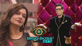 Bigg Boss OTT | Karan Johar Ne Kiya Divya Ka Insult