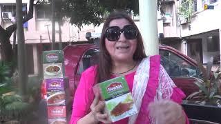 Nawaaz Masala By Shraddha Food Product Unveiling By Sadaf Shaikh