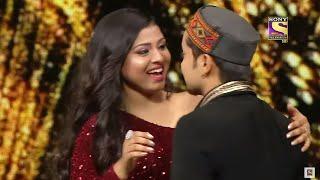 Pawandeep Rajan Winning Moment, Arunita | Indian Idol 12 Grand Finale
