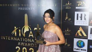 Yeh Rishta Kya Kehlata Hai Fame Shivangi Joshi At International Iconic Awards Season 7