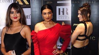Shiny Doshi, Riya Sharma & Aparna Dixit At International Iconic Awards Season 7
