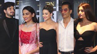 Anupama Serial Cast At International Iconic Awards Season 7