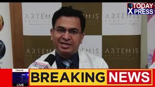    Health Xpress - Spine Problam Health Xpress Artemis Hospital DR. Hitesh Garg   Today Xpress  