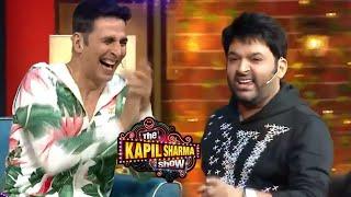 The Kapil Sharma Show Par BellBottom Team Ki Masti   Akshay Kumar   Vaani Kapoor
