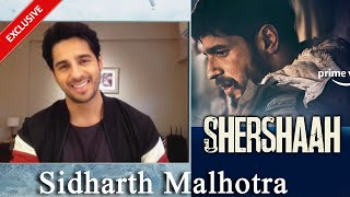 Sidharth Malhotra On Shershaah Success, Dialogues, Experience And More | Exclusive Interview