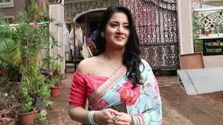 Aapki Nazron Ne Samjha Serial On Location - Aditi Rathore, Richa Rathore & Saee Barve