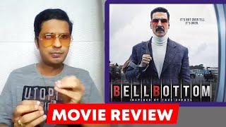 Bell Bottom Movie REVIEW | Akshay Kumar, Vaani Kapoor, Huma Qureshi, Lara Dutta By RJ Divya Solgama