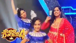 Super Dancer 4 Vs Indian Idol 12   Neerja Aur Bhawna Ke Sath Perform Karegi Sayli Kamble