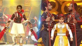 Super Dancer 4 Promo   Anshika Aryan Vs Pruthviraj Subrahnil Battle   Amar Chitra Katha Special