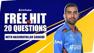 Best Cricket Team?   IPL Team You Would Like To Play For?   Freehit With Hashmatullah Shahidi