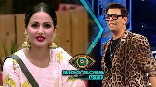 Bigg Boss OTT Sunday Ka Vaar Par Karan Johar Ke Sath Hina Khan Ka Dhamaka