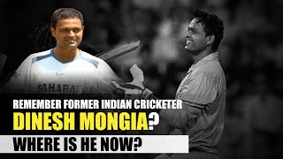 Dinesh Mongia Cricket Career,  & Current Job   Dinesh Mongia Biography   Forgotten Hero's Ep - 6