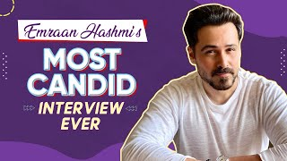 Emraan Hashmi's EMOTIONAL chat on his son's cancer fight, serial kisser tag & love for Salman Khan