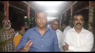 """Don't give Calangute ticket to """"imported"""" people, Cong Calangute block tell Chidambaram!"""