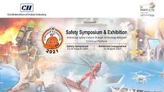 CII 15th Safety Symposium & Exhibition 2021