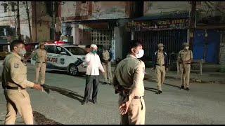 Late Night Vehicle Checking By Saidabad Police | HYDERABAD SAIDABAD | SACH NEWS |