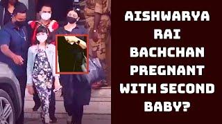 Aishwarya Rai Bachchan Pregnant With Second Baby? [WATCH]   Catch News
