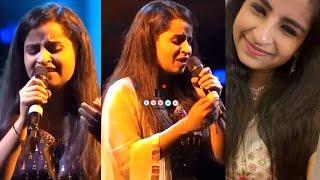 ????VIDEO: Sivaangi பாடிய பாடல் விசில் அடித்து ரசித்த ரசிகர்கள்; Sivaangi singing in marriage function