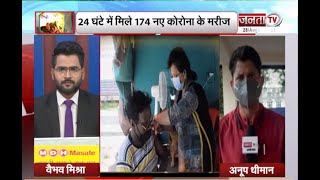 Himachal Pradesh में नहीं थम रहा Corona का कहर, 24 घंटे में 174 नए केस, 3 लोगों की मौत
