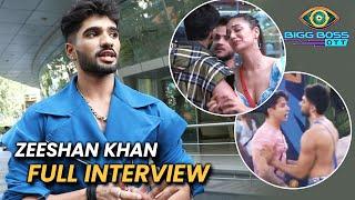Bigg Boss OTT   Zeeshan Khan Ne Divya, Pratik, Karan Johar Par Kiya Bada Khulasa   Interview