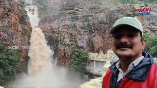 Kapila Teertham Waterfalls | Beautiful Tirumala Hills | social media live