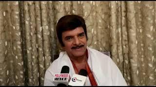 Kunal Singh फिल्म मिलन के सेट पर स्पेशल इंटरव्यू