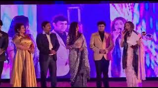 Akshara Singh को Womens अचीवमेंट अवार्ड्स 2020 से सम्मानित किया गया